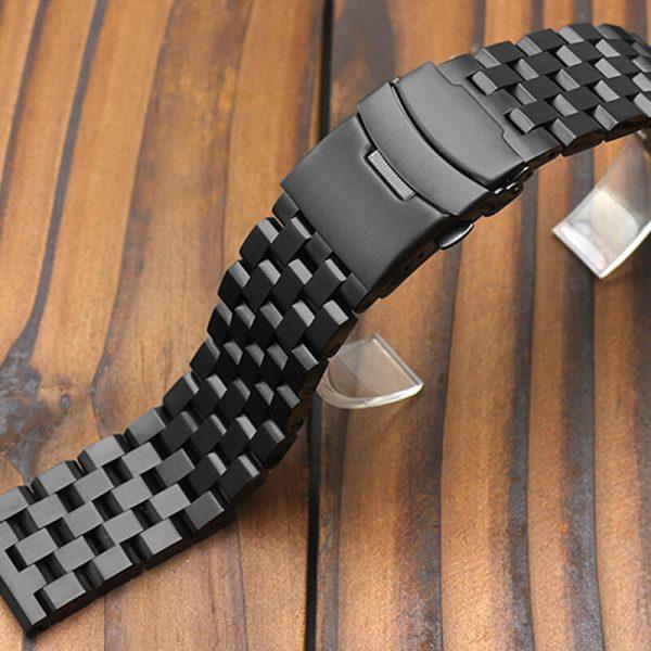 Bracelet Acier 3216 L Noir