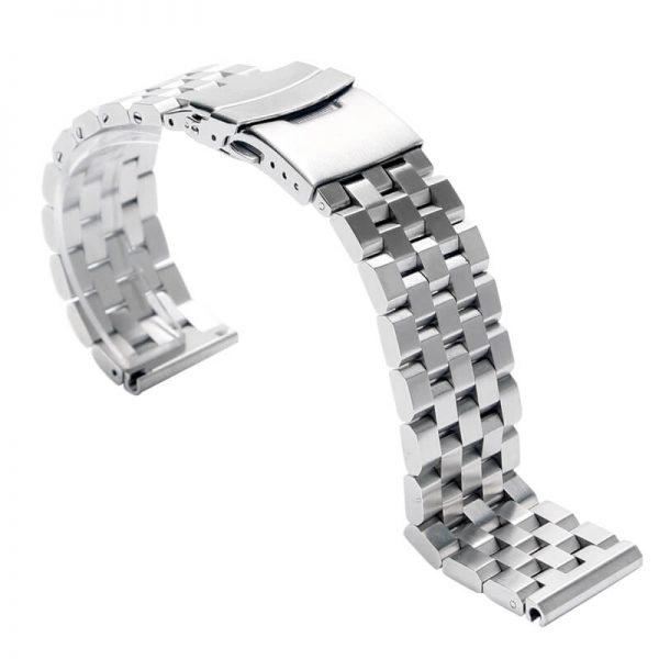 Bracelet en Acier Inoxydable 316L Massif WaWo