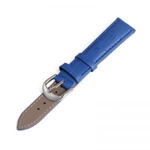 Bracelet pour Daniel Wellington Bleu Cuir
