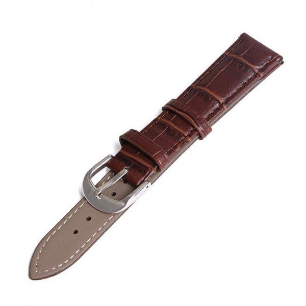 Bracelet pour Daniel Wellington Marron Cuir