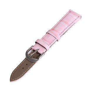 Bracelet pour Daniel Wellington Rose Cuir