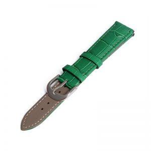 Bracelet pour Daniel Wellington Vert Cuir
