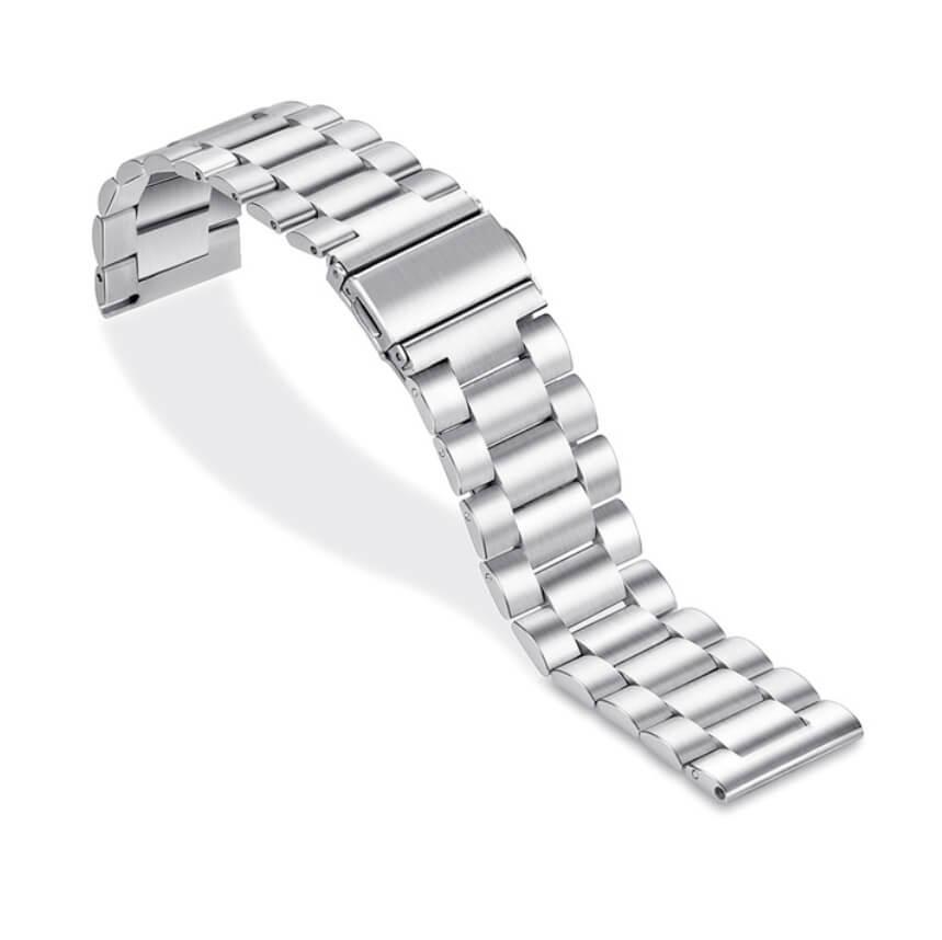 Bracelet Acier Inox Smart 18mm 20mm 22mm 24mm