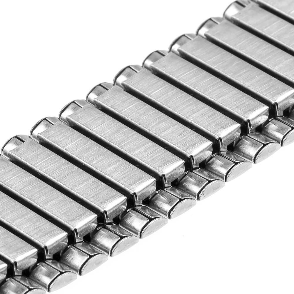 Bracelet acier élastique