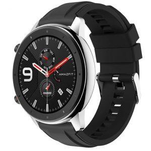 Bracelet Amazfit GTR Noir 47mm Silicone