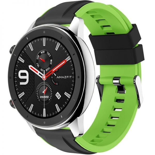 Bracelet Amazfit GTR Vert 47mm Silicone