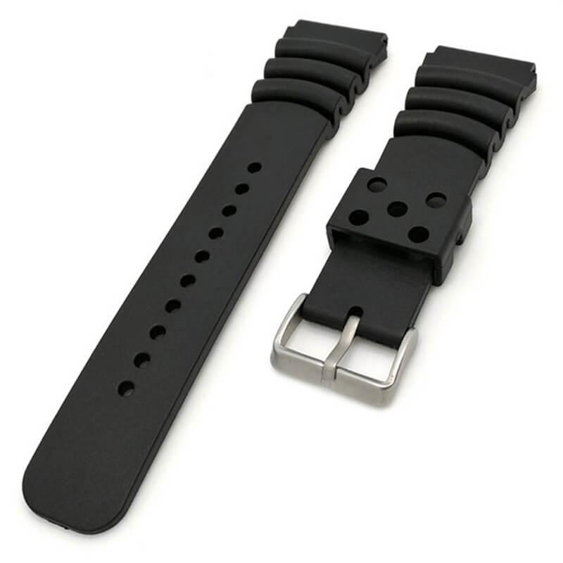 Bracelet montre Plongé Caoutchouc