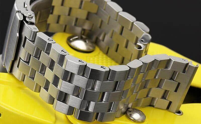 Bracelets de montres en Acier INOX 316L